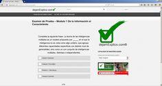 fbq('track', 'ViewContent', { value: 3.50, currency: 'USD' });  Bienvenido a dejamExplico.com dejamExplico es un sitio de internet donde están disponibles las guías de los exámenes en vídeo. (
