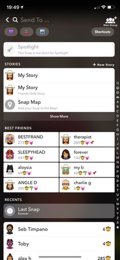 Snapchat Friend Emojis, Snapchat Names, Snapchat Ideas, Spotlight Stories, Iphone App Layout, Anime Wallpaper Phone, Cute Winter Outfits, News Stories, Digital