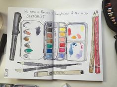 If there's one thing Sketchbook Skool students love besides drawing, it's art supplies! For first-time sketchers, the possibilities can seem endless and a bit overwhelming. Students often ask what to buy before even starting a…