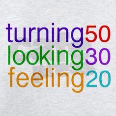 Aging Gracefully! #Verjaardag