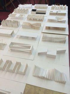 Курсы «Архитектурное макетирование» — старт 25 февраля, всего 5