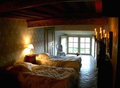 Fauconnier   #chateaudevallery #wedding #mariage #chambre