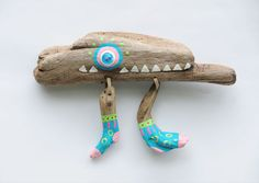 """driftwood Monster """"Bodo"""" 