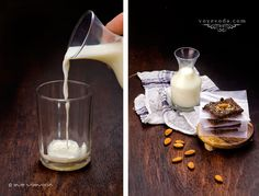 Milk for breakfast © Eve Voevoda Find more at http://voyevoda.com/ Food photography and food styling by www.voyevoda.com