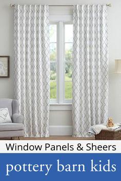 Window Panels & Sheers