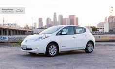 Nissan Leaf Rental in Los Angeles, CA — Turo White Cars