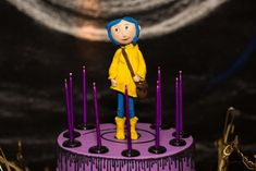 Coraline party | CatchMyParty.com