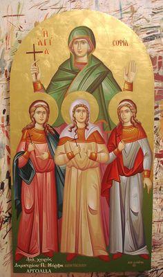 Religious Images, Religious Icons, Religious Art, Greek Icons, Byzantine Icons, Orthodox Christianity, Orthodox Icons, Narnia, Deities