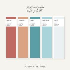 36 Colors Palettes Organized by Mood — Jordan Prindle Designs Pantone Colour Palettes, Color Schemes Colour Palettes, Blue Colour Palette, Pantone Color, Blue Color Rgb, Rgb Blue, Coral Color Schemes, House Color Palettes, Create Color Palette