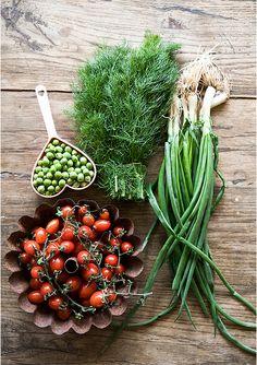 veg & herbs...