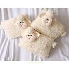 almofada ovelha tecido - Pesquisa Google