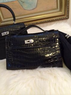 Crocodile Leather Bags