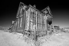"""""""Old Storefront"""" Bodie, California"""