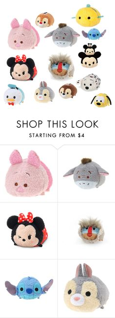 """""""Wants; Tsum Tsum"""" by sadface1 ❤ liked on Polyvore featuring interior, interiors, interior design, home, home decor, interior decorating and Disney"""
