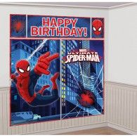 Scene Setter Spiderman Wall Decorating  Kit $14.95 A670295