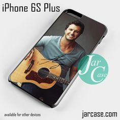 Luke Bryan 2 Phone case for iPhone 6S Plus and other iPhone devices
