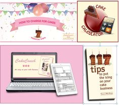 Cake Decorators - pricing, charging customers, needing ideas for their business, discovering how to charge - the CakeCoachOnline Cake Baker's Tool Kit is the help you are looking for.  Here is the link:  https://cakecoachonline.com/cake-bakers-tool-kit-7-product-bundle/ #cakepricing
