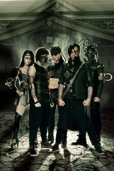 ChthoniC, China, chinese band, chinese music, chinese rock
