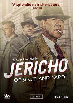 Jericho Of Scotland Yard: Season 1