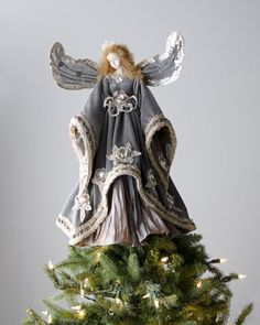 c48f7a2ae1096 Katherines Collection Avverno Angel Tree Topper