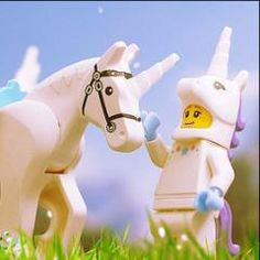 LEGO® Mini-Figures Unicorn Girl