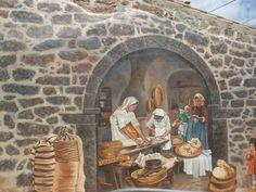 #MURALES...A #BORORE (NU) scatto di Alberto Cardia #streetart #muralesdisardegna
