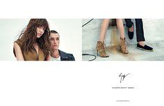 Giuseppe Zanotti Spring 2016 Ad Campaign - Buscar con Google