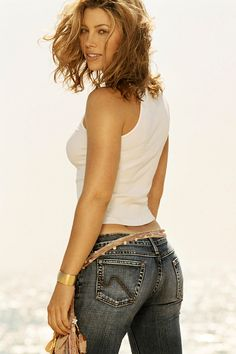Jessica Biel! The best looking Jessica by far out of Jessica Rabbit, Jessica Alba or Jessica Simpson. #jessicaalba