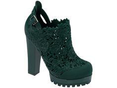 Flower Boot + Alexandre Herchcovitch (Verde)