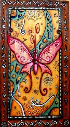 Butterfly by ~AniDandelion on deviantART