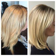 Hair by Chanelle Trent Edward Salon Portland, OR 503-635-1694