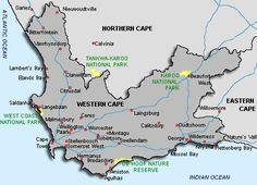 WESTERN CAPE Best Western, West Coast, South Africa, The Best, Cape, National Parks, Ocean, Monitor, Rest