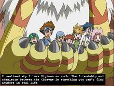 Digimon Confessions.