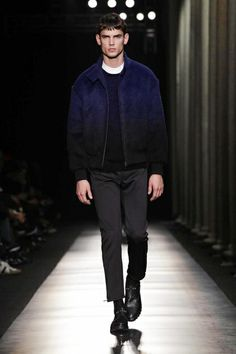 Neil Barrett Menswear Fall Winter 2014 Milan - NOWFASHION