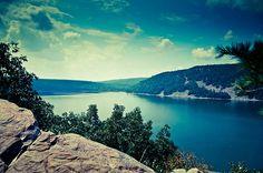 Take a trip to Devil's Lake