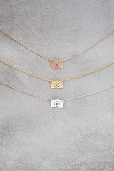 Lovoda - Camera Necklace, $15.00 (https://www.lovoda.com/camera-necklace/)