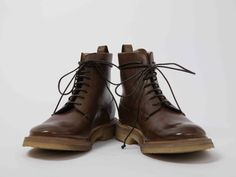 CV_Breil_DarkBrown-011 | Cervo Volante Combat Boots, Shoes, Fashion, Red, Scale Model, Moda, Zapatos, Shoes Outlet, Fashion Styles