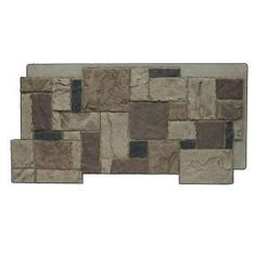 Superior Building Supplies Rustic Lodge in. Faux Windsor Stone Panel at The Home Depot - Mobile Stacked Stone Panels, Faux Stone Panels, Rock Siding, Faux Stone Siding, Electric Saw, Cladding Panels, Dutch Colonial, Windsor Castle, Stone Veneer