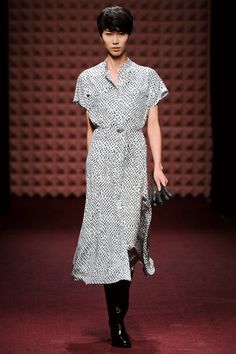 Rachel Comey Fall 2013 RTW Collection - Fashion on TheCut