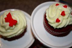 Red velvet Cupcakes  DIY - Eigen baksels