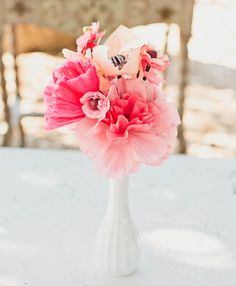 Pretty in Pink Wedding Inspiration