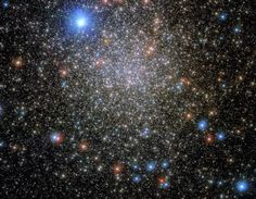 Lights of Scorpio - 50 gorgeous photos of outer space - CBS News Nasa, Herschel, Hubble Deep Field, Globular Cluster, Saturns Moons, Theme Tattoo, Dwarf Planet, Hubble Images, Hubble Space Telescope