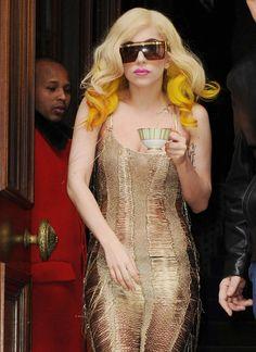 Lady Gaga... sometimes!