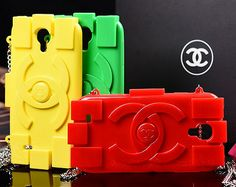 chanel samsung note cases ...super cool!