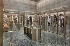 Giorgio Armani reopens flagship store in Milan on Via Montenapoleone - CPP-LUXURY