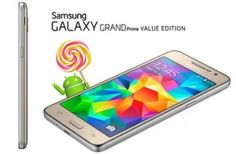 Samsung Galaxy Grand Prime Value Edition Receives Android 5.1.1 Lollipop
