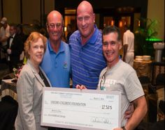 Throwback to June 9, 2014 when Unicorn Children's Foundation was one of the beneficiaries of the Boca West Foundation's 24th Annual Charity Golf Tournament. A special thank you to Dr. Rafael Cabrera and Gregory Fried for golfing for us that day, as well as everyone who helped us raise over $12,000!