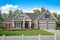 4 Bed Craftsman with Open Concept Living Space and Bonus Room - 51750HZ | 1st Floor Master Suite, Bonus Room, Butler Walk-in Pantry, CAD Available, Country, PDF, Split Level, Traditional | Architectural Designs