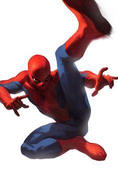 The Amazing Spider-Man by Marko Djurdjević