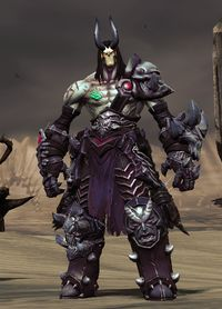 Death Abyssal Armor Darksiders 2 Death, Darksiders Horsemen, Superhero Characters, Fantasy Characters, Types Of Armor, Pale Rider, Satanic Art, Dragon Knight, Cool Monsters